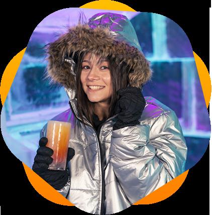 冰点巴塞隆纳的冰吧体验