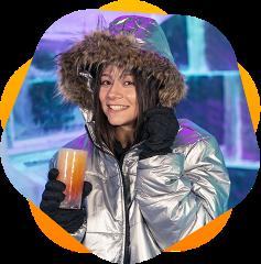 The Ice Bar Experience