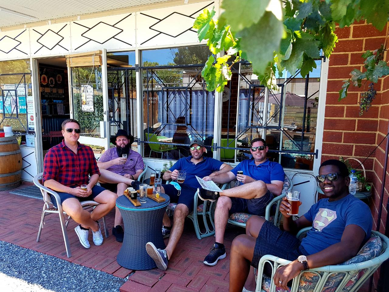 BREWERY TOUR FULL DAY