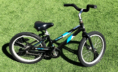 "(1o) Boys Bike-20"""