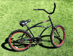 (1h) Mens Beach Cruiser - 26""