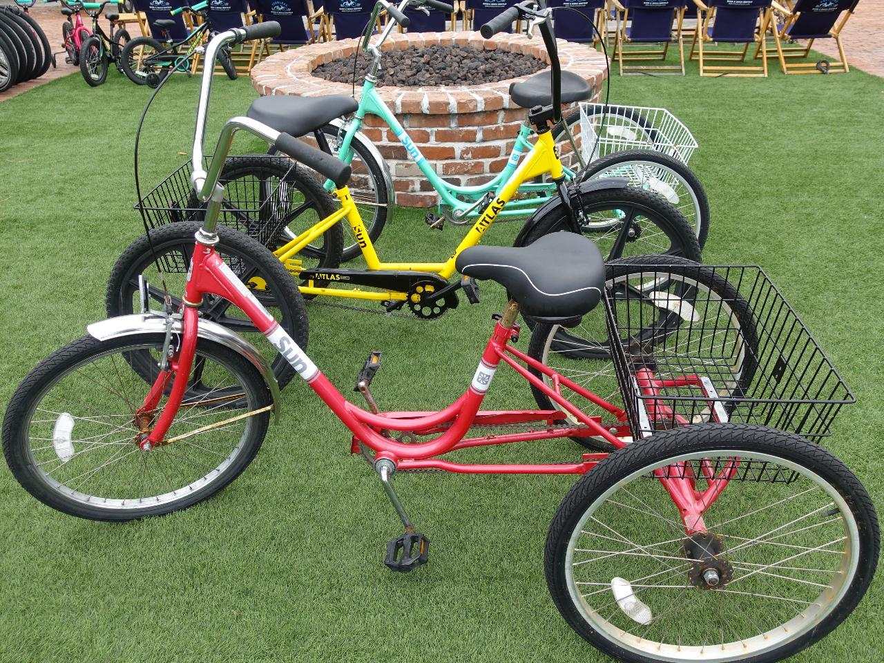 (1r) Adult Tricycle