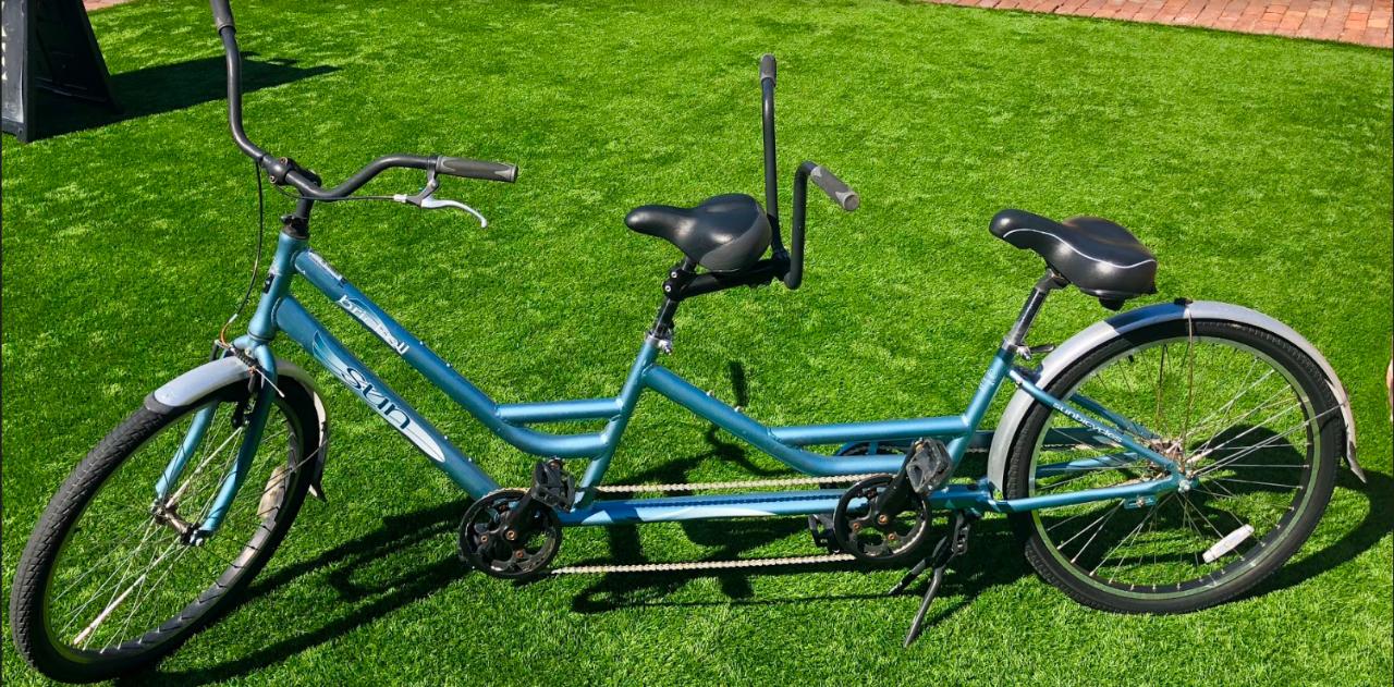 (1z) Tandem Bike (2 passenger)
