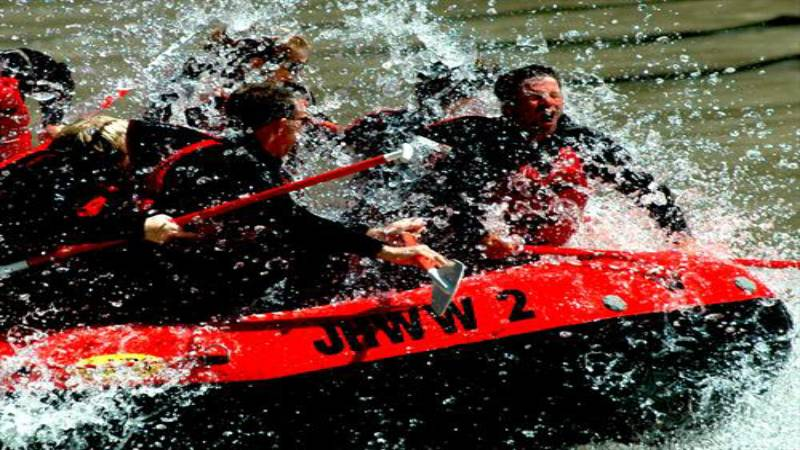 JHWW - Snake River Whitewater Adventure - 8 Miles