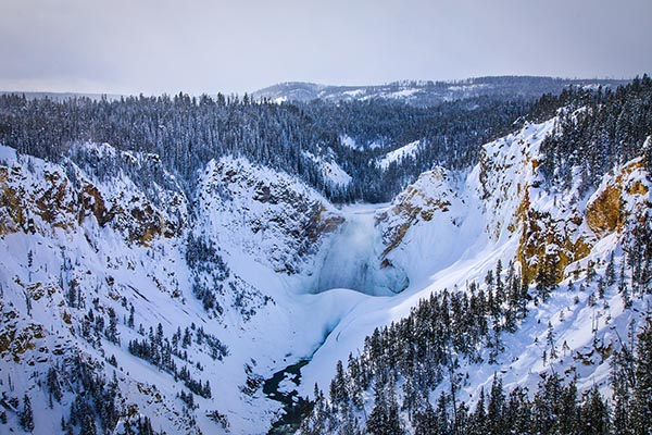 SS - Winter - Grand Canyon Snowmobile Tour - PRIVATE