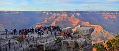 Grand Canyon Signature Tour - South Rim with Pink Jeep Ground tour