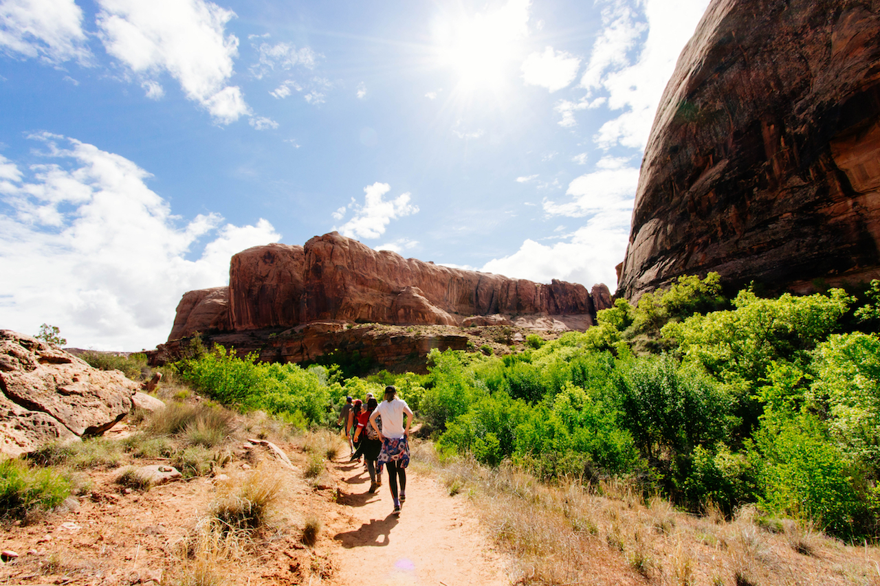 Grand Canyon Air & Hiking Tour