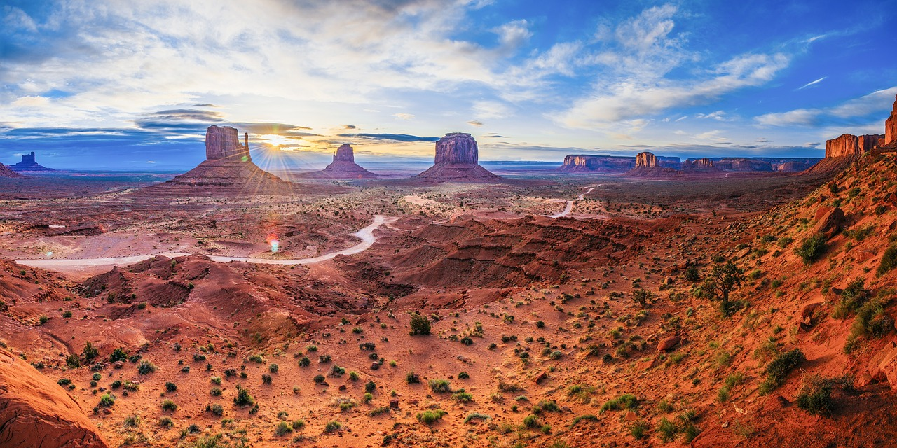 Grand Canyon to Monument Valley Aerial Tour
