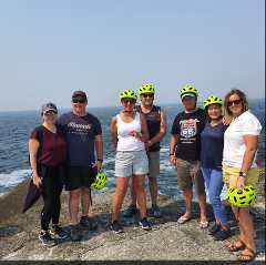The Newcastle Cruiser Bike Tour