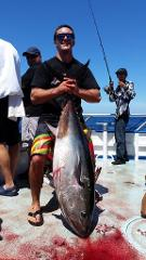 ¾ Day (Full Day) & Ext LTD Load 3/4 Day Fishing Trips out of Newport Landing