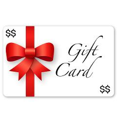Gift Card $160