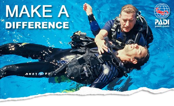 ADD ON - PADI Rescue Diver