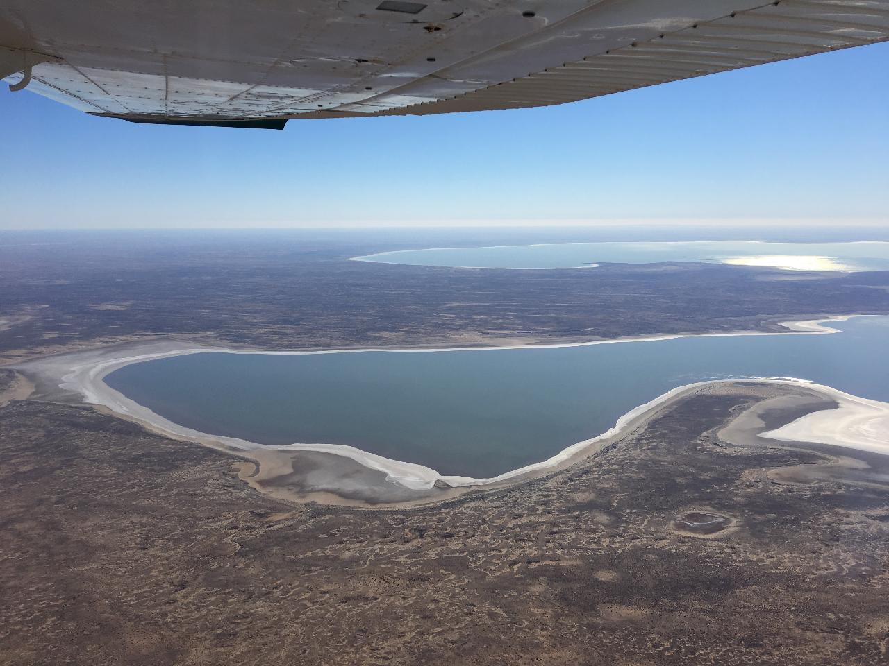 Fly the Outback Loop – 1 Day Tour