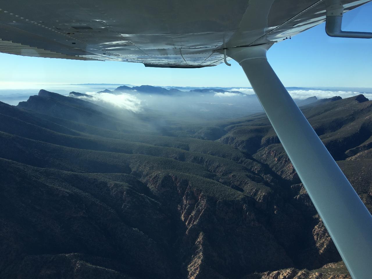 1 Hour Scenic Flight
