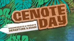 Cenote Day