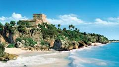4X1 Tour Cobá, Tulum, Cenote, Playa del Carmen