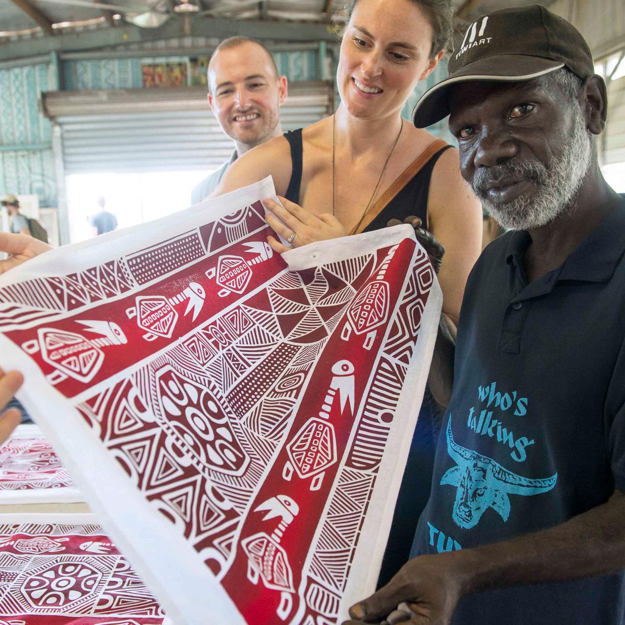 Available on Request - Private 3 Hour Indigenous Art and Cultural Tour