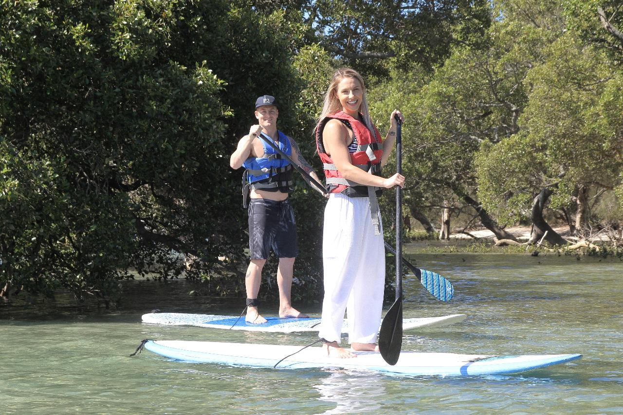 Kayak & SUP Board Hire