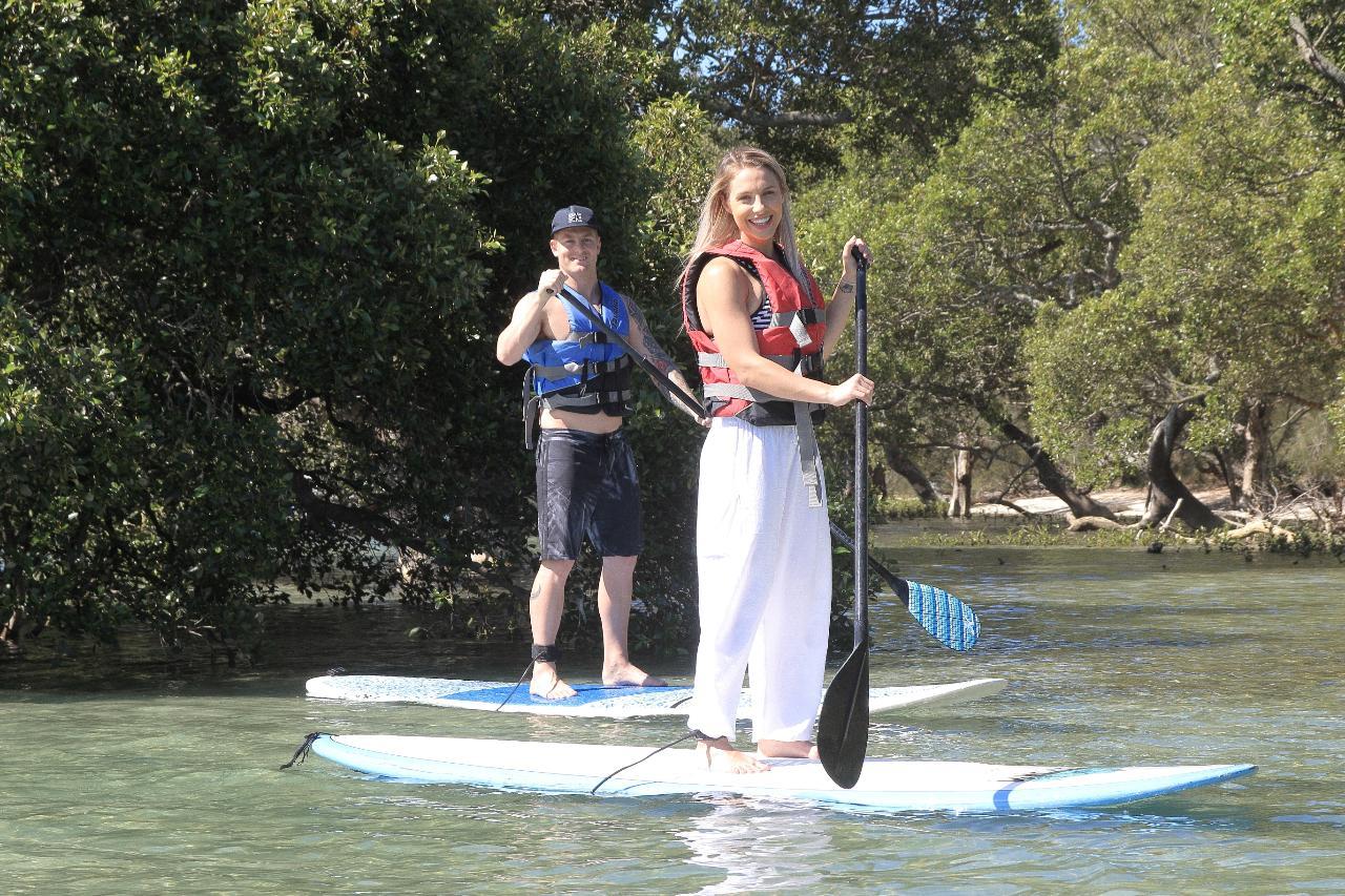 Kayak & SUP Board Hire