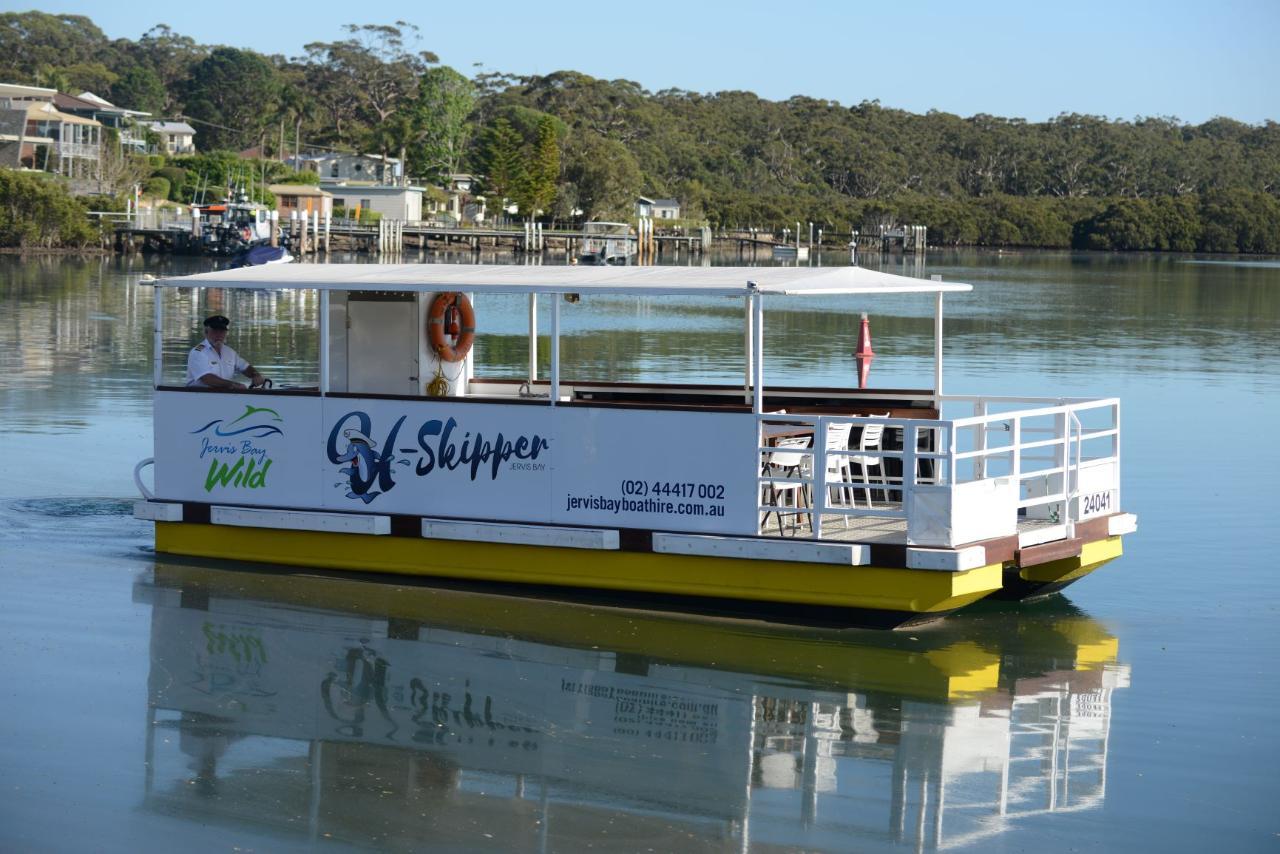 U-Skipper The Pontoon Boat