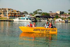 U-Skipper Jervis Bay Boat Hire