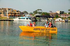 U-Skipper Jervis Bay Boat Hire