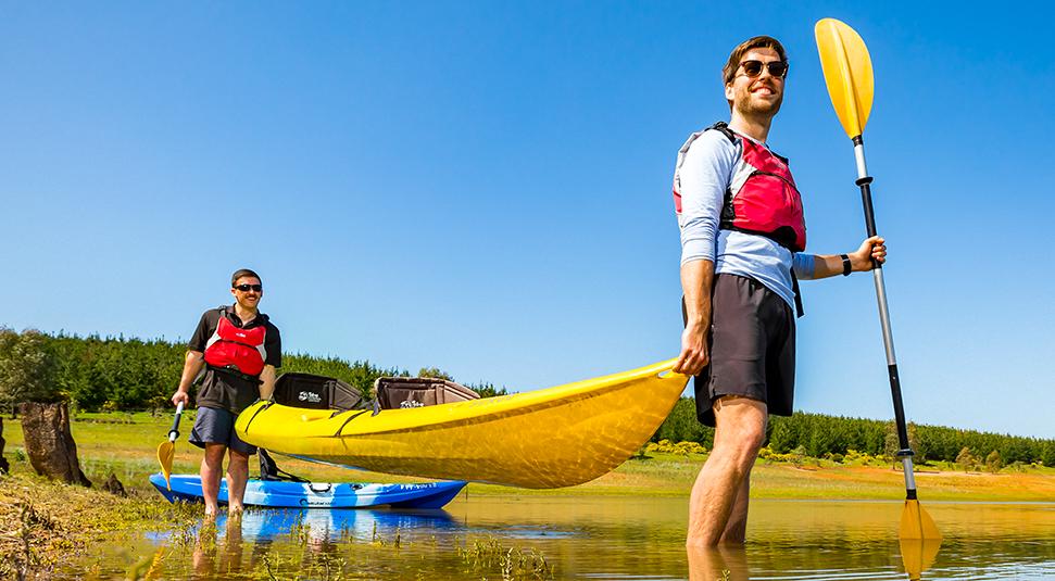 South Para Reservoir Reserve Open Day - Kayak Taster Tour