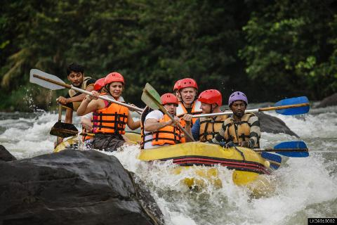 White Water Rafting from Kandy