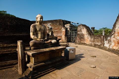 Polonnaruwa and Minneriya from Sigiriya
