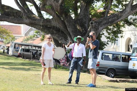 Galle Fort Guided Walking Tour from Galle