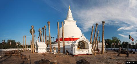 Sacred City of Anuradhapura from Colombo