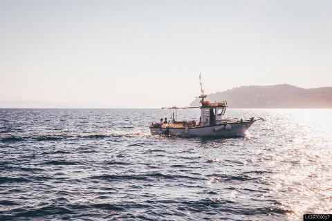 Deep Sea Fishing in Hikkaduwa