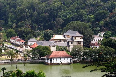 Pinnawala and Kandy from Bentota
