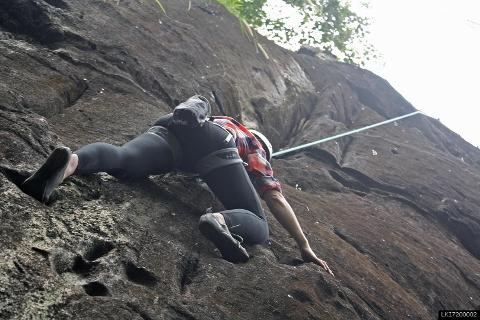 Rock Climbing in Sri Lanka