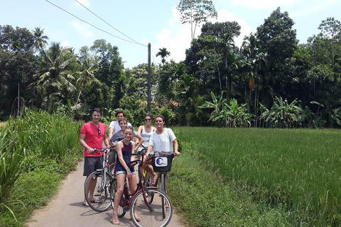 Adventure Cycling in Galle Countryside