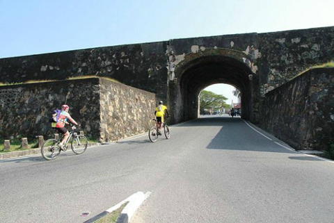 Galle Countryside Cycling Tour