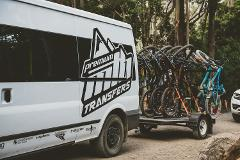 Premium MTB Private Shuttles - Derby to Blue Tier with Return to Derby
