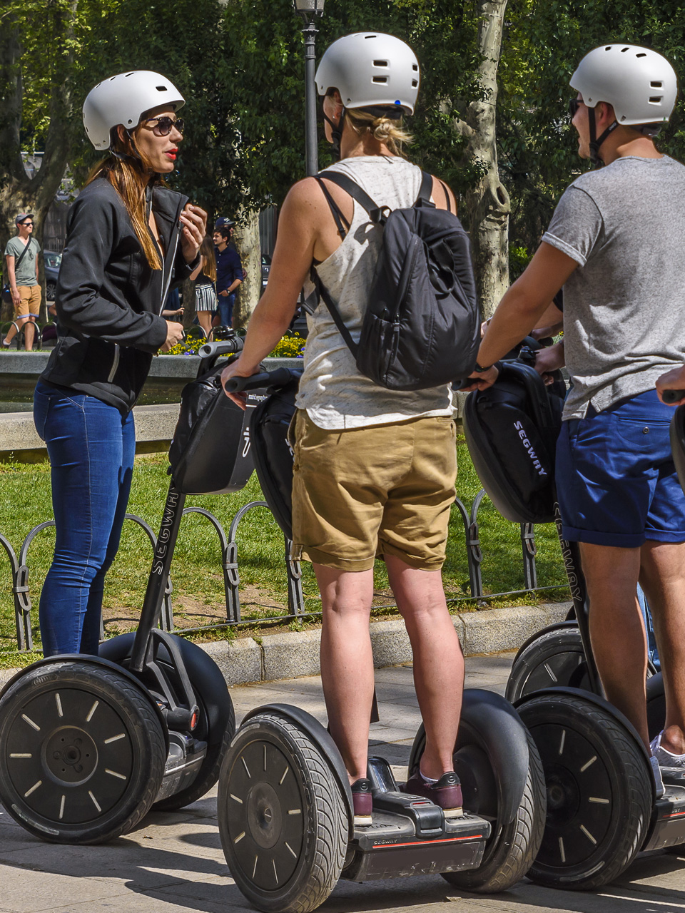 Afternoon Segway Adventure Ride - Starts at 3:30pm