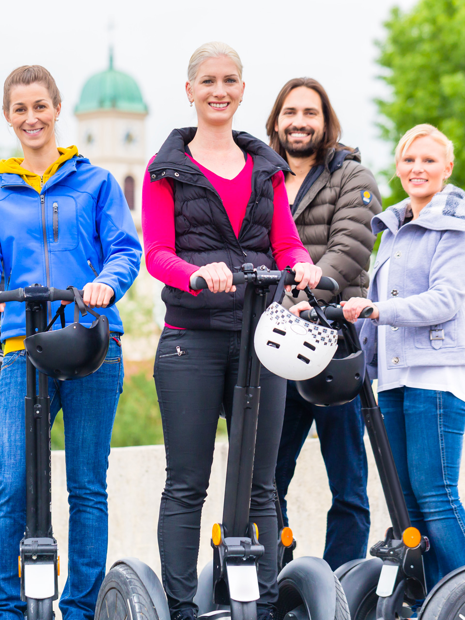 Lunch Time Segway Adventure Ride - Starts at 1:00pm