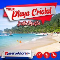 Tour Parque Tayrona - Sector Playa Cristal