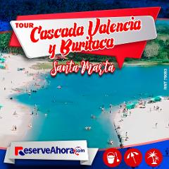 Tour a Cascada de Valencia y Buritaca