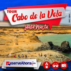 Tour Cabo de la Vela (2 días & 1 noche)