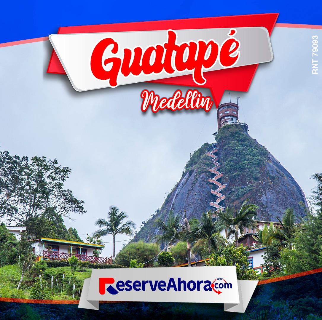 Tour Peñol Guatapé