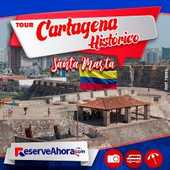 Tour a Cartagena: Centro Histórico