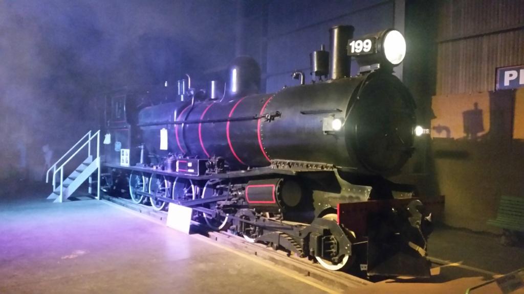 Broken Hill to Adelaide & Peterborough Steamtown Railway Heritage tour 2 days