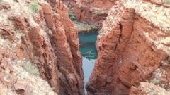 Broome to Perth via Kalbari Karijini Ningaloo Monkey Mia Tour 10 day Tour via West Coast of Western Australia.