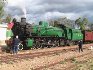 Old Ghan Railway Tours