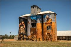 NSW Outback Explorer Silo Art Corner Country Mungo Broken Hill Darling River Bourke Sydney Return 12 days