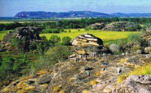 Litchfield Kakadu Katherine Gorge from Darwin Tour 4 days