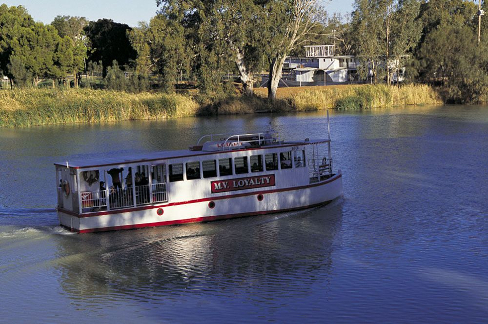 Darling River Run Sydney to Broken Hill Macquarie Marshes Brewarrina Bourke Outback NSW 8 days